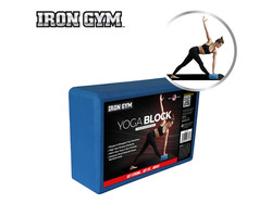 Iron Gym Yoga Block