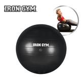 Iron Gym Exercise Ball 75cm incl. pump