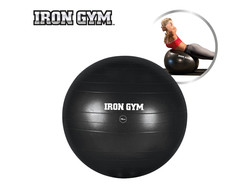 Iron Gym Exercise Ball 75cm incl. pump