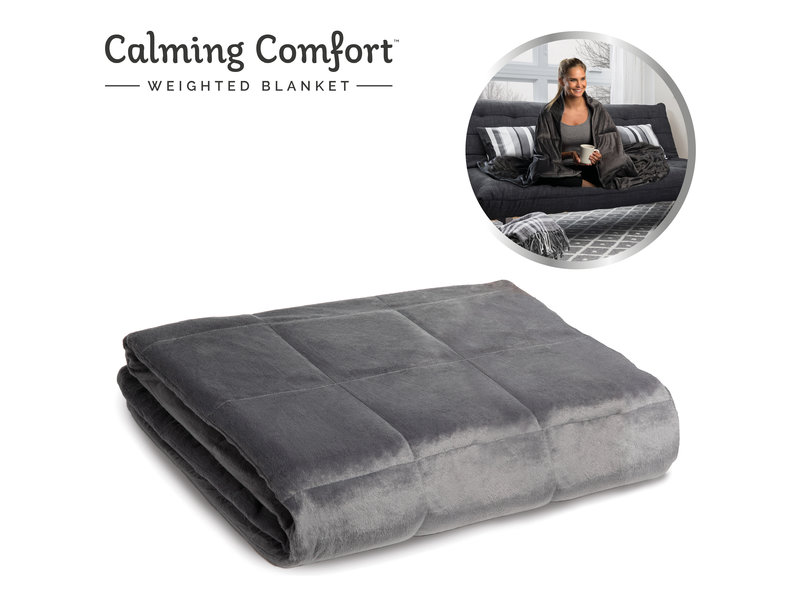 Calming Comfort Weight Blanket 15lbs