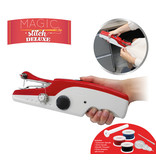 Magic stitch Deluxe - Hand-Held Sewing Machine