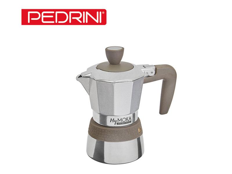 Pedrini My Moka Induction Coffeemaker - 2 Cups