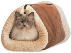 Kitty Shack - 2 in 1 Tube Cat Mat and Bed