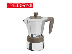 Pedrini My Moka Induction Coffeemaker - 3 Cups