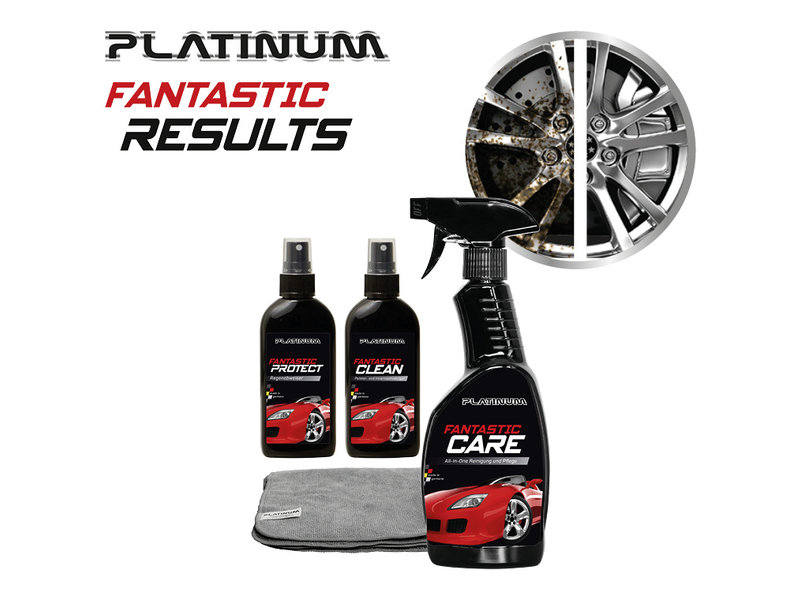 Platinum Fantastic Results Set