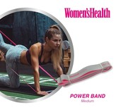 Women's Health Power Bands - MEDIUM