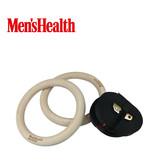 Men's Health Wooden Gym Rings