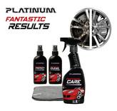 Platinum Fantastic Results Set of 4pcs