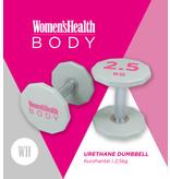 Women's Health Urethane Dumbbell