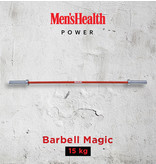 Men's Health Barbell Magic - Red- 15KG