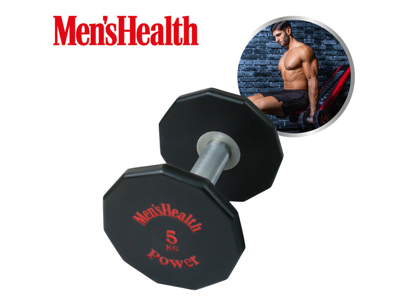 Men's Health Urethane Dumbbell