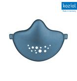 Koziol Community Mask - Organic Blue