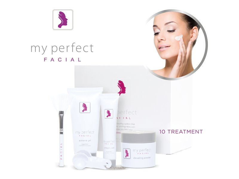 My Perfect Facial - Treatment Kit 10