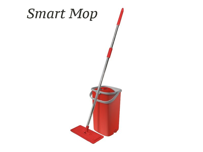 Smart Mop Compact - Red