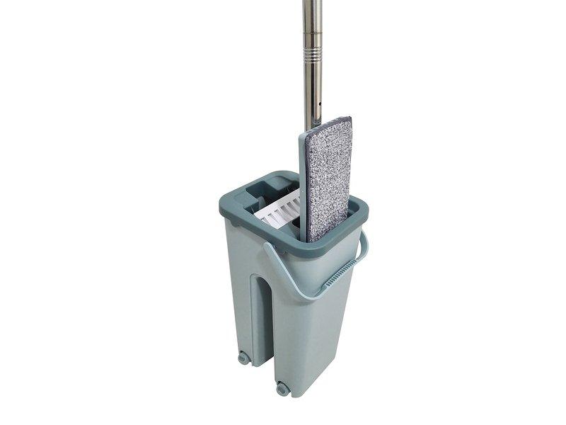 Aqua Laser Easy Flat Mop BLUE - Cleaning Device