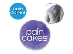 Paincakes Cold Pack - Purple