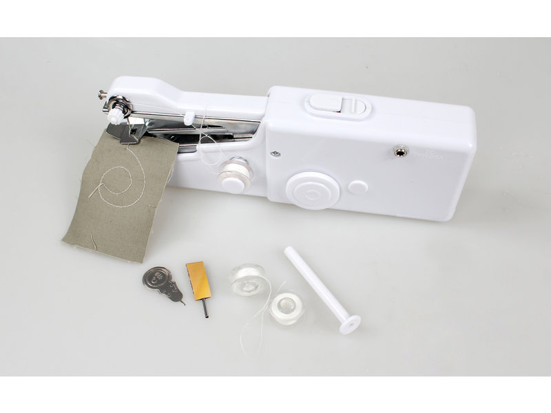 Mannsberger Sewing Wizard - Handy Sewing Machine