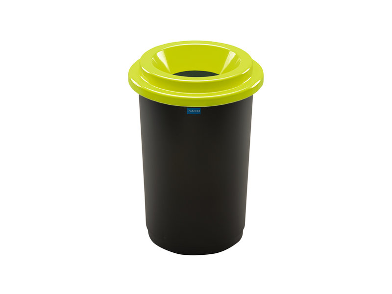 Plafor Eco Bin 50L – Recycling Glass – Green