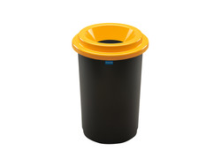 Plafor Eco Bin 50L – Recycling Plastic – Yellow