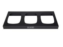 Plafor Upsell Sort Bin - Metal Base 3x45L