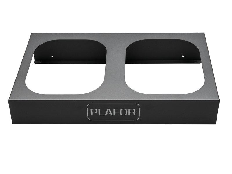 Plafor Upsell Sort Bin - Metal Base 2x45L