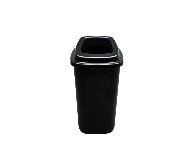 Plafor Sort Bin 45L – Recycling – Black