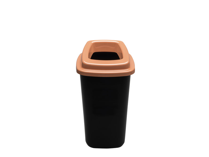 Plafor Sort Bin 45L – Recycling – Brown