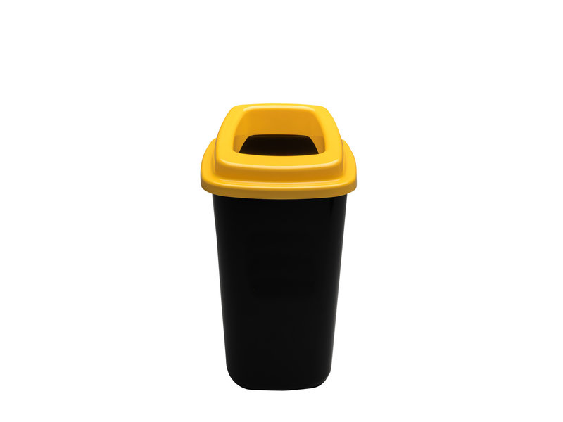 Plafor Sort Bin 45L – Recycling – Yellow