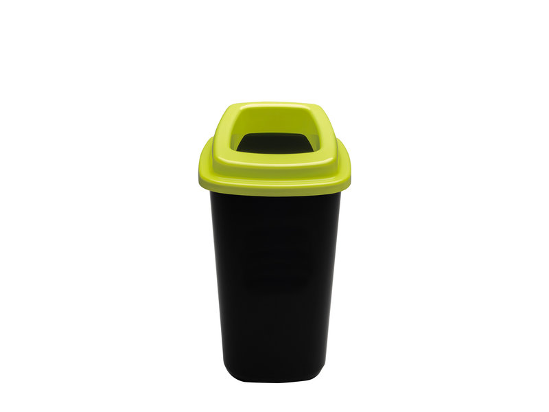 Plafor Sort Bin 28L – Recycling – Green