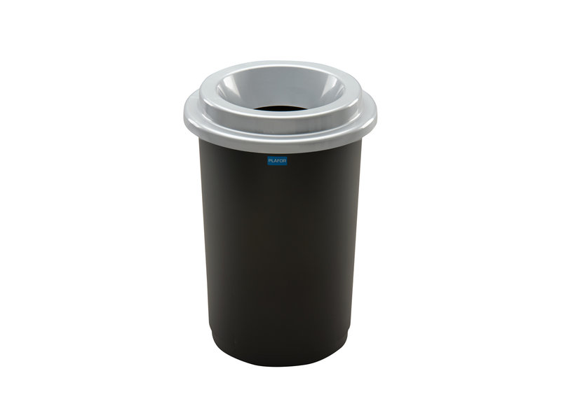 Plafor Eco Bin 50L – Recycling Other – Silver