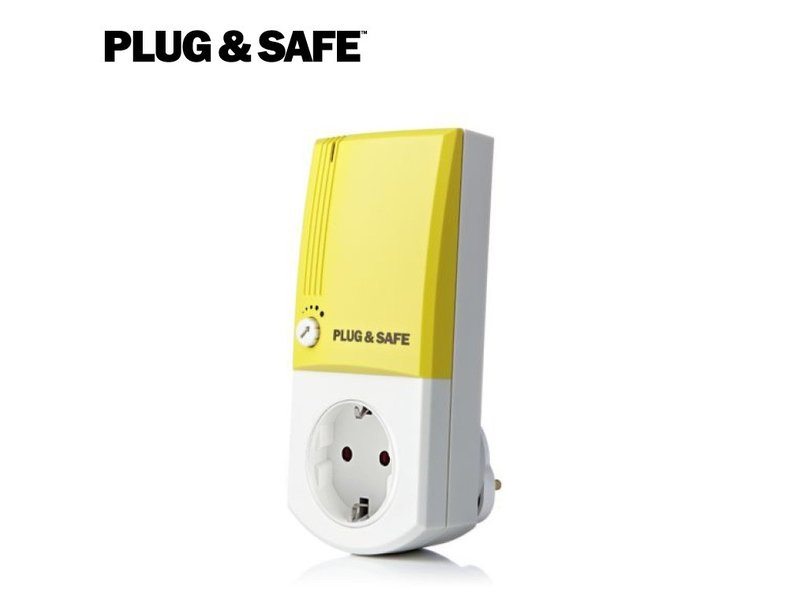Plug & Safe PS8 Home Motion Sensor