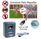 Universal Animal Repeller - Sonic&Flash