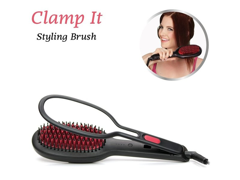 Clamp it - Styling Brush