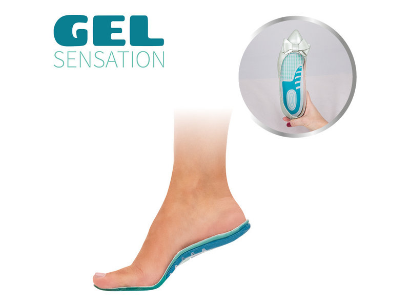 Gel Sensation Inlegzolen