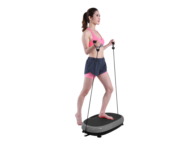 Orange Care Relax Body Vibration Plate
