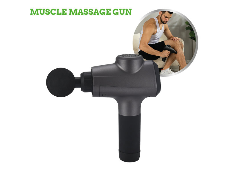 Orange Care Muscle Massage Gun