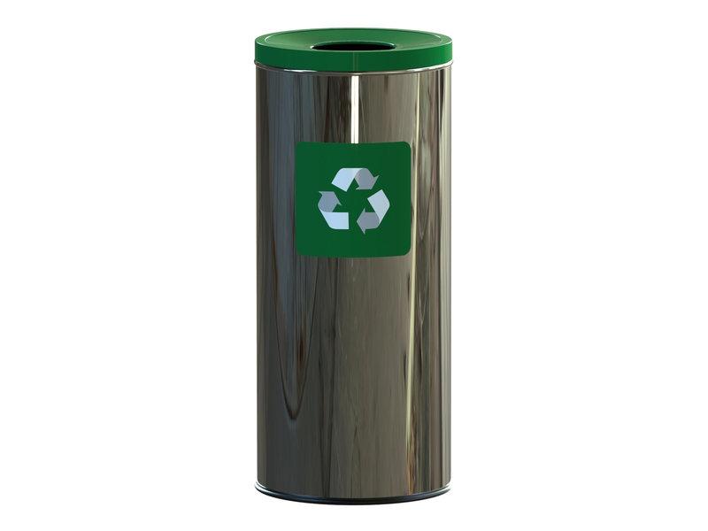 Alda Eco Prestige Bin 45L – Green