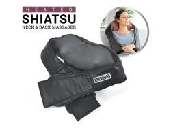 Orange Care Shiatsu Neck Massager