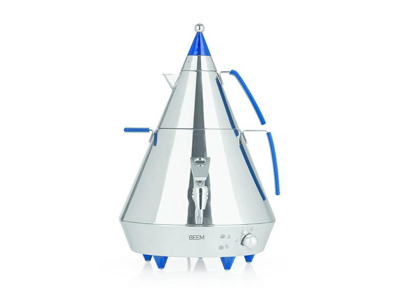 BEEM Samowar Pyramid 4L Waterkan + 1L theepot