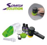 Car Scratch Solution + Turbo Vac Autostofzuiger