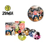 Zumba Incredible Results DVD 4-set