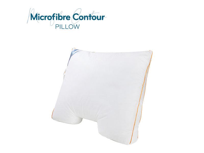 Konbanwa Microfibre Contour kussen