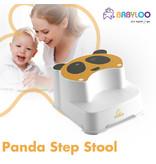Babyloo Panda Step Stool - Yellow