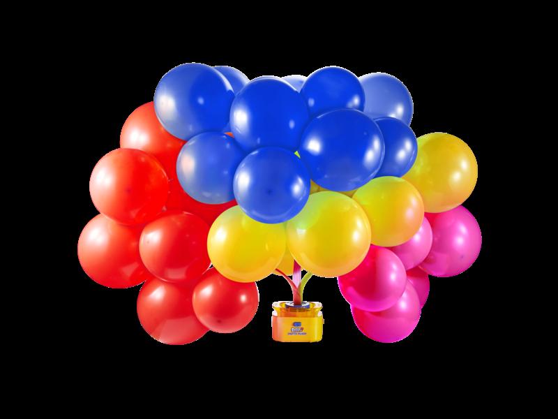 Bunch O Balloons Kit - 16 roze ballonnen met pomp