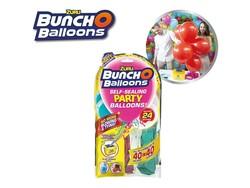 Bunch O Balloons Bag - 24 Balloons Pink-Blue Sky-White