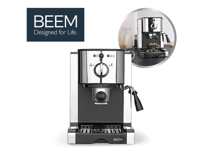 BEEM Espresso Machine -Perfect Ultimate - 20 bar