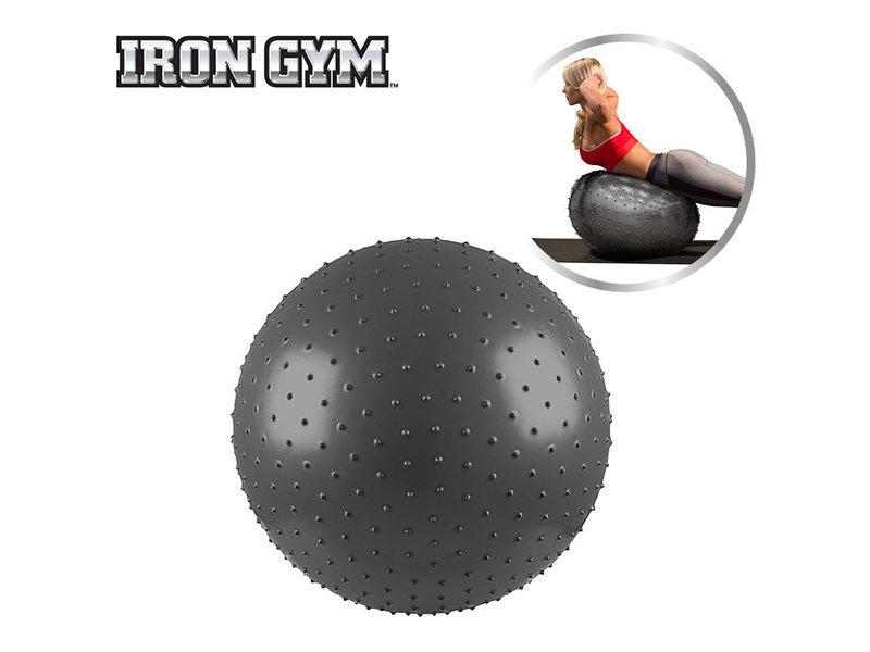 Iron Gym Exercise Massage Ball 65cm