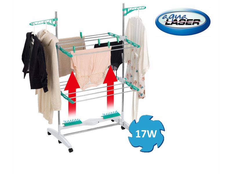 Aqua Laser Coolair Drying Rack