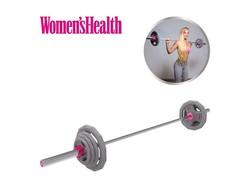 Women's Health - Barbell Set - 80KG