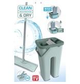 Clean and Dry Mop Microvezel Dweildoeken